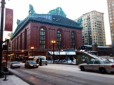 Jan. 14, 2014 | A view of Harold Washington Library located in Chicago's Loop. (Photo/Emily Brosious)