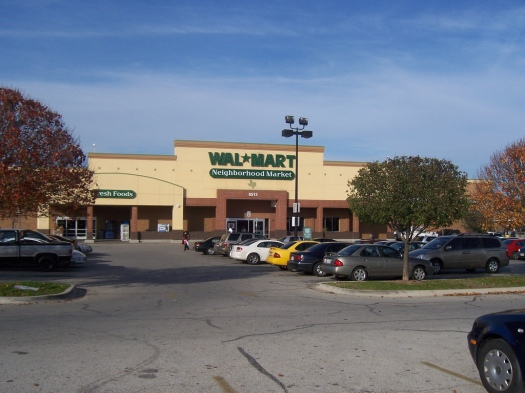 Walmart Neighborhood Market (Photo/Flickr, Retailmania)