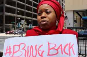 Bring Back Our Girls, Chicago Rally | May 10, 2014