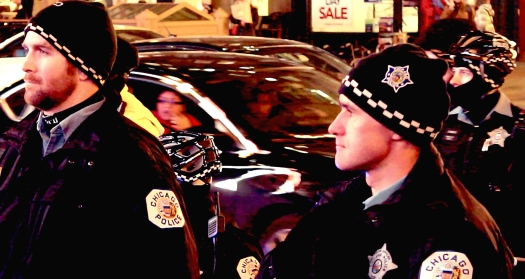 Chicago Police / Photo by Emily Gray Brosious