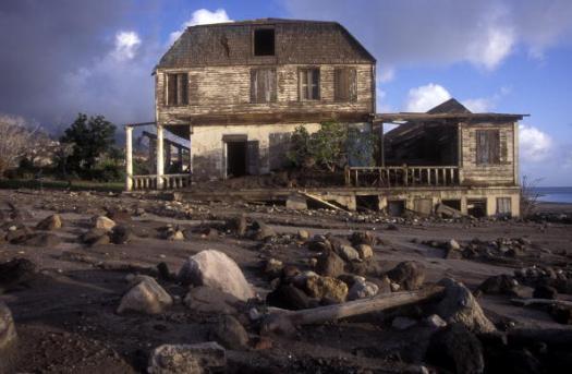 Montserrat, The Pompeii of the Caribbean
